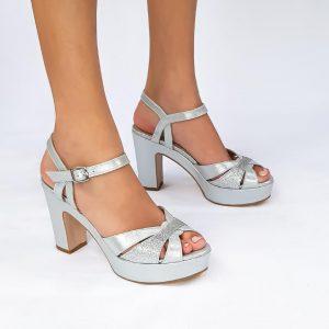 נעלי פלטפורמה 400122